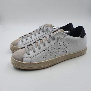 P448 Uomo Sneaker Bianco S21b 1