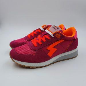 Run2me Donna Sneaker Fuxia 1