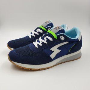Run2me Uomo Sneaker Blu 1