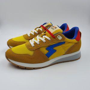 Run2me Uomo Sneaker Giallo 1