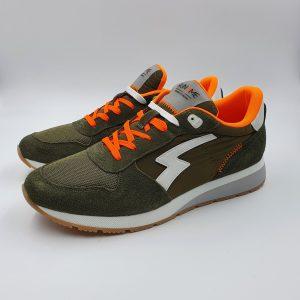 Run2me Uomo Sneaker Verde 1