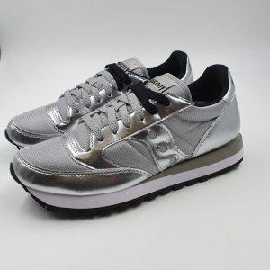 Saucony Donna Sneaker Argento 1044 1