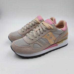 Saucony Donna Sneaker Beige 1108 1