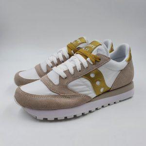 Saucony Donna Sneaker Biancoro 1