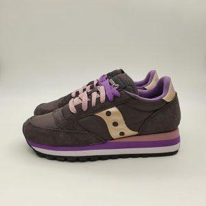 Saucony Donna Sneakers Grigio Triple 1