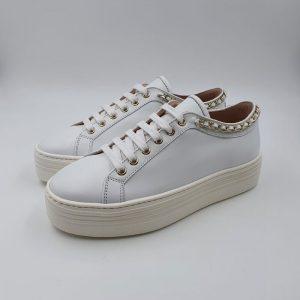 Stokton Donna Sneaker Bianco 110 1