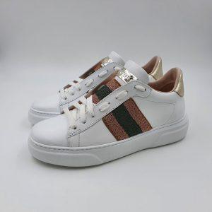 Stokton Donna Sneaker Bianco 650fas 1