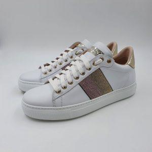 Stokton Donna Sneaker Bianco 741 1