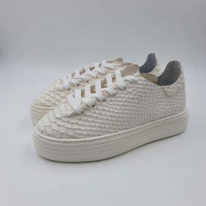 Stokton Donna Sneaker Bianco 752 1