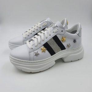 Stokton Donna Sneaker Bianco 769 1