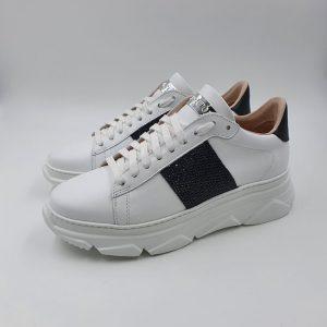 Stokton Donna Sneaker Bianco 784 1