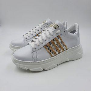 Stokton Donna Sneaker Bianco 785 1