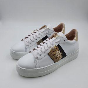 Stokton Donna Sneaker Bianco 808d 1
