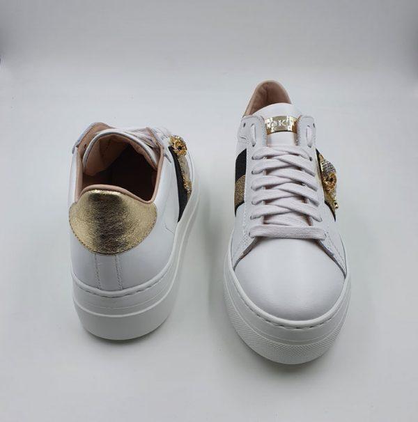 Stokton Donna Sneaker Bianco 808d 2