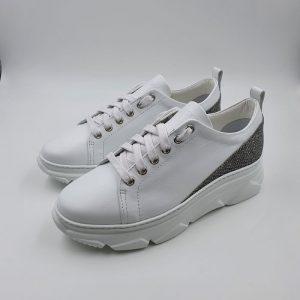 Stokton Donna Sneaker Bianco 951d 1