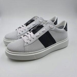 Stokton Uomo Sneaker Bianco 650 1