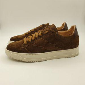 Stokton Uomo Sneaker Cuoio Bluster 1