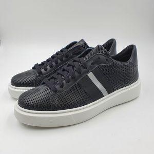 Stokton Uomo Sneaker Nero 758 1