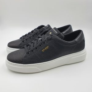 Stokton Uomo Sneaker Nero Bubka1