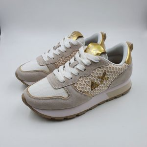 Sun68 Donna Sneaker Bianco 31205 1