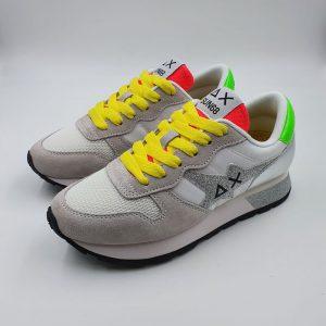 Sun68 Donna Sneaker Bianco 31210 1