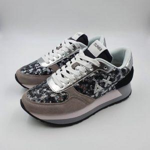 Sun68 Donna Sneaker Grigio 31221 1