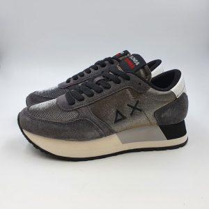 Sun68 Donna Sneaker Grigio 41221 1