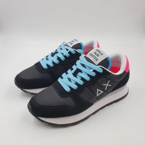 Sun68 Donna Sneaker Nero 31201 1