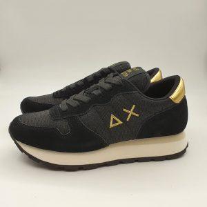 Sun68 Donna Sneaker Nero 41203 1