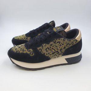 Sun68 Donna Sneaker Nero 41204 1