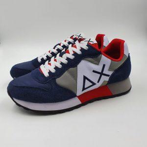Sun68 Uomo Sneaker Blu 31111 1