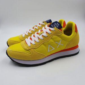 Sun68 Uomo Sneaker Giallo 31101 1