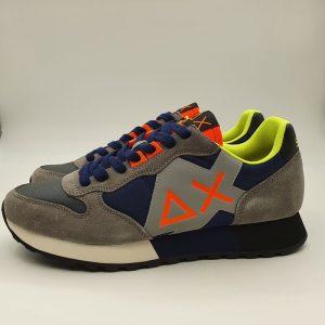 Sun68 Uomo Sneaker Grigio 41111 1