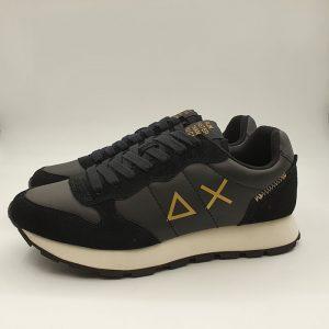 Sun68 Uomo Sneaker Nero 41104 1