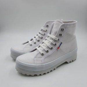 Superga Donna Sneaker Bianco Alpina 1