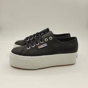 Superga Donna Sneaker Nero S3115 1