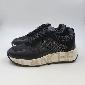 Voileblanche Donna Sneaker Nero 1