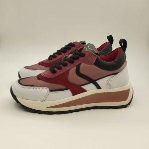 Voileblanche Donna Sneakers Bordeaux 1n04 1