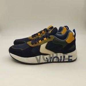 Voileblanche Uomo Sneaker Blu 2c30 1