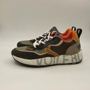 Voileblanche Uomo Sneaker Verde 1
