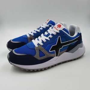 W6yz Uomo Sneaker Blu 1