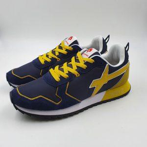 W6yz Uomo Sneaker Blu 1c67 1