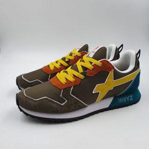 W6yz Uomo Sneaker Verde 1f15 1