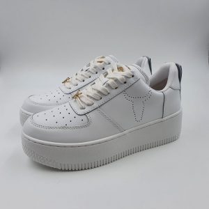 Windsorsmith Donna Sneaker Bianco Racerr 1